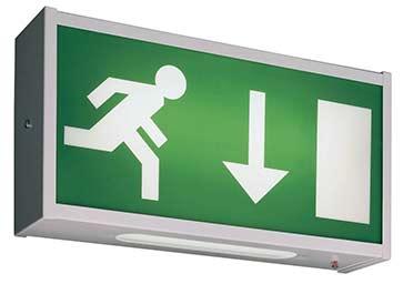 Emergency Electrical Lights Bath