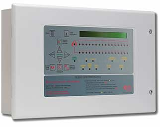 fire alarm panel Bath electrical systems