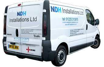 NDH electrical installations Bath call out