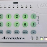 Security Alarm Panel